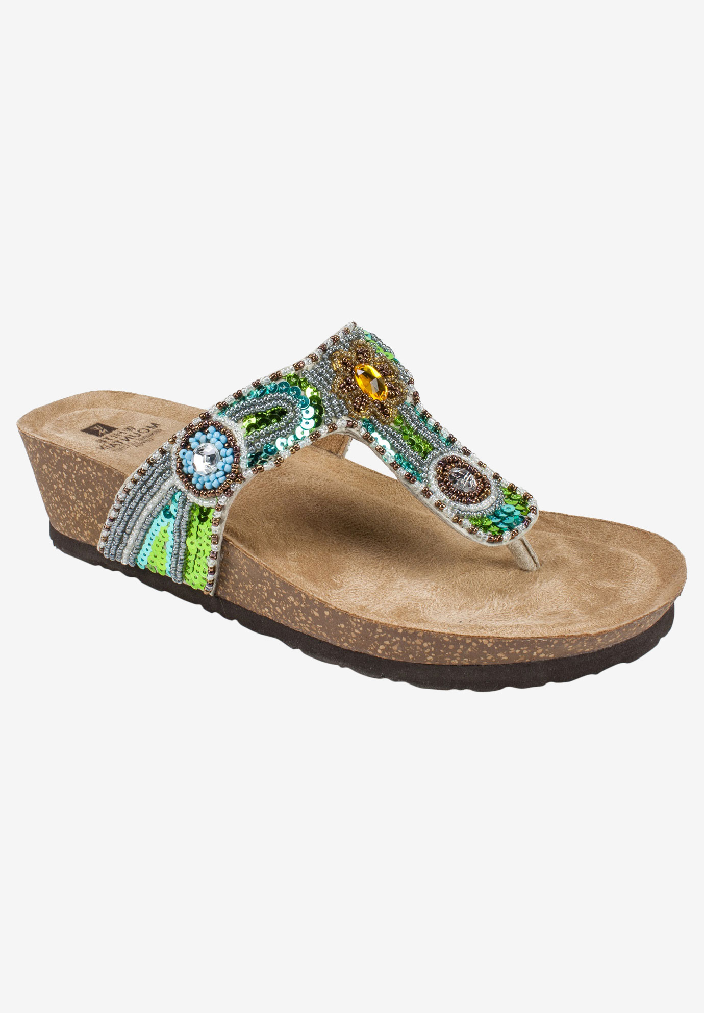 Bluejay Sandal by White Mountain,