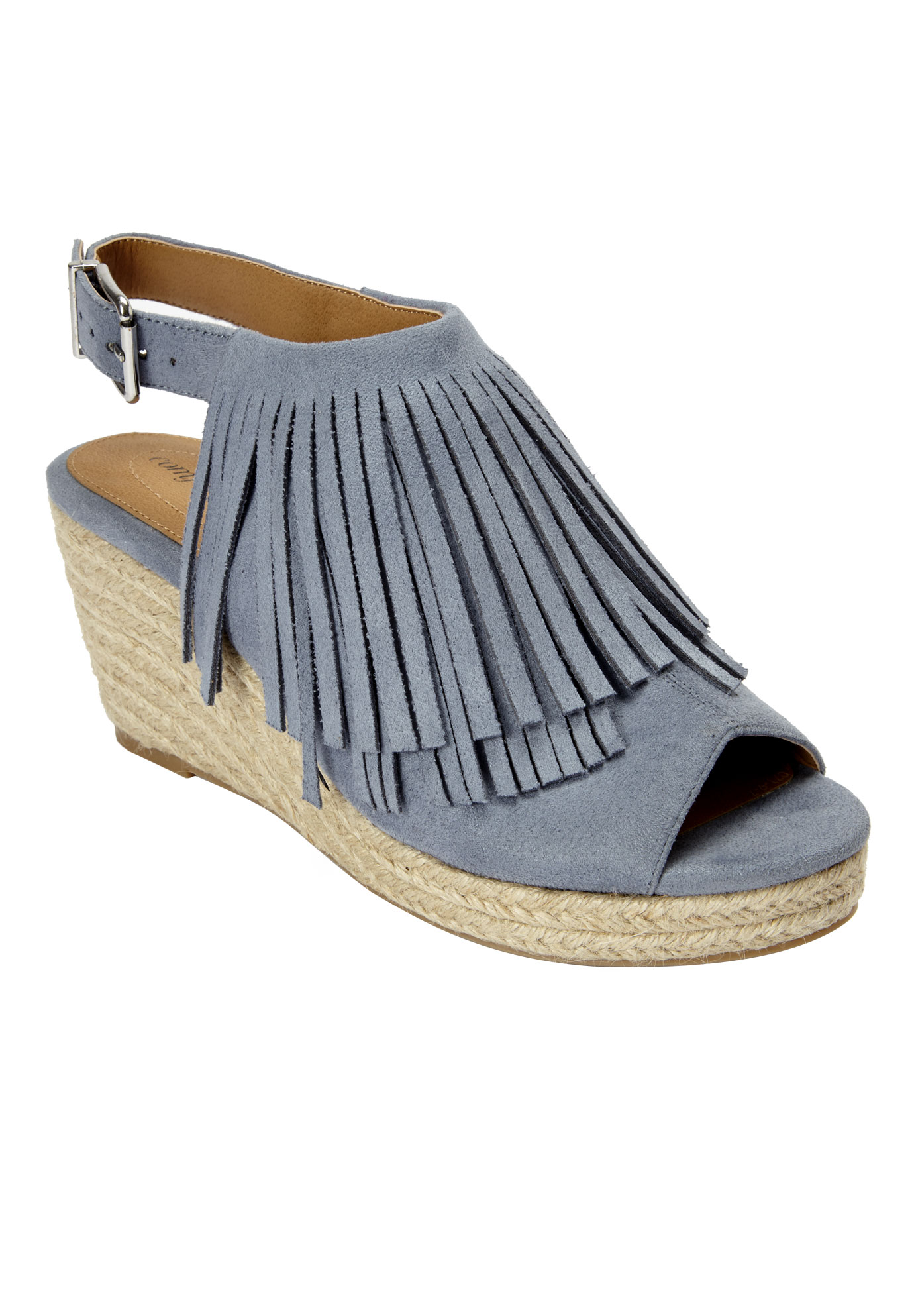 Diane Espadrille Sandals by Comfortview®,