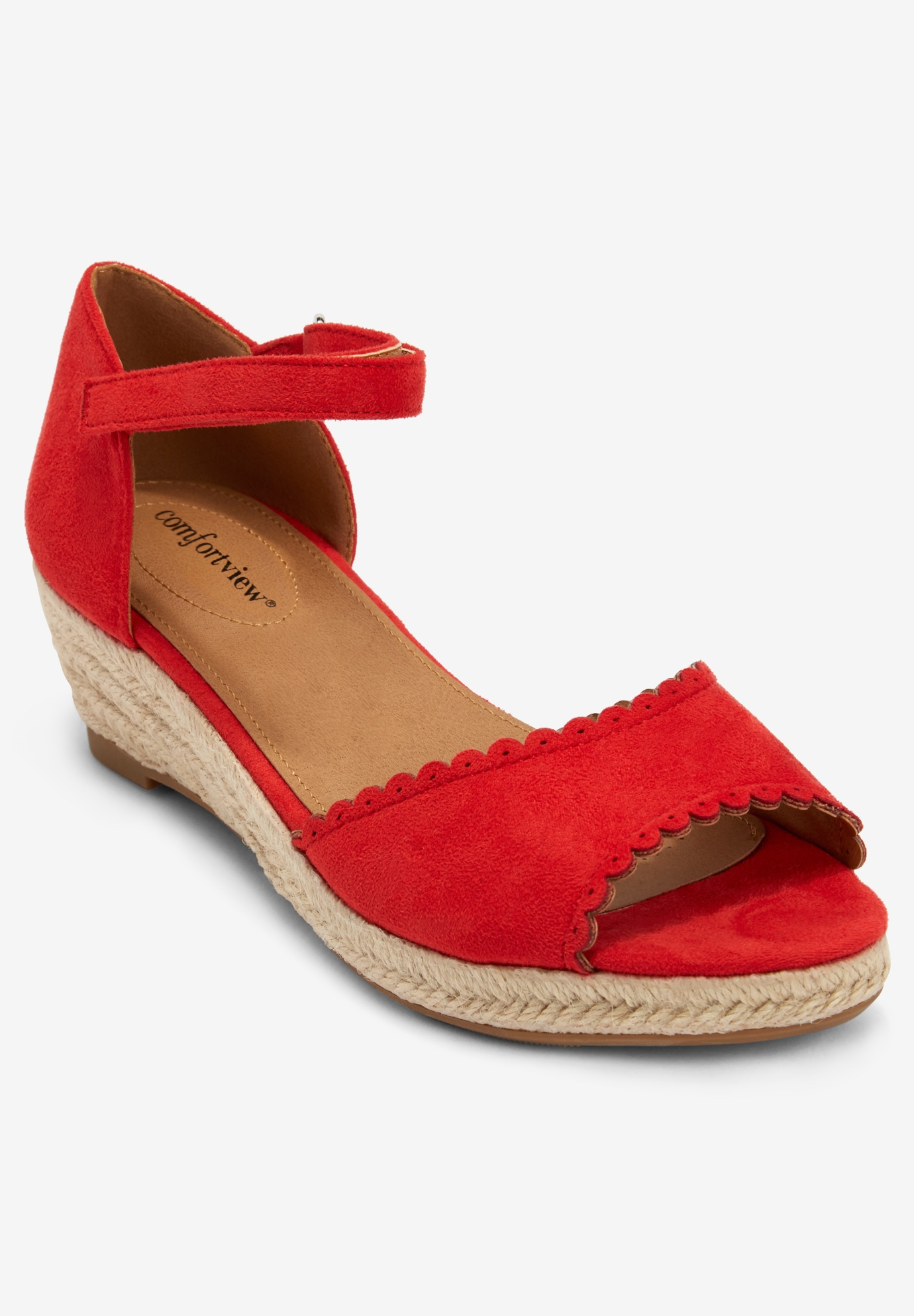 The Charlie Espadrille by Comfortview®,