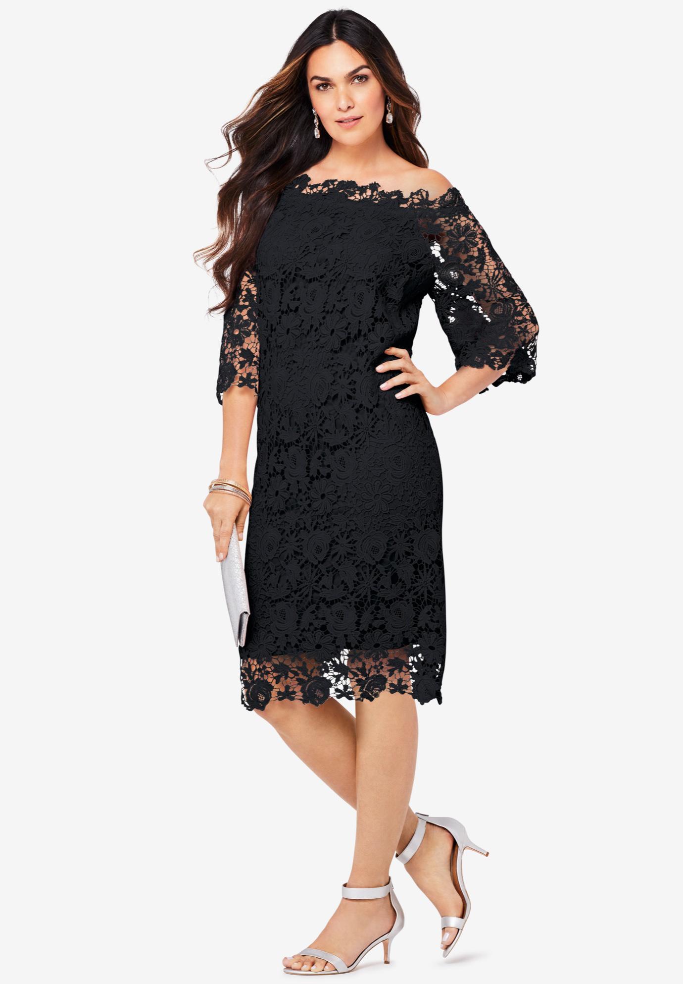 Roamans Dresses