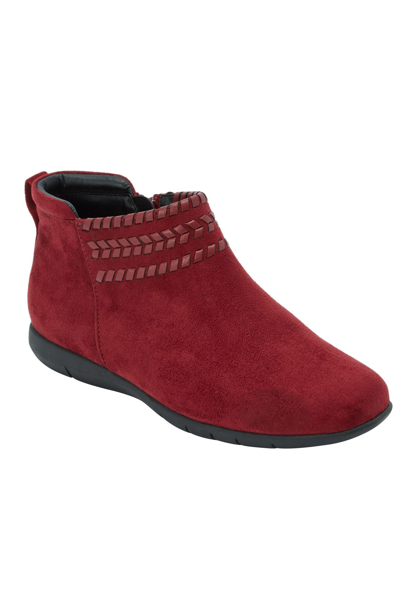 The Farren Bootie by Comfortview®,