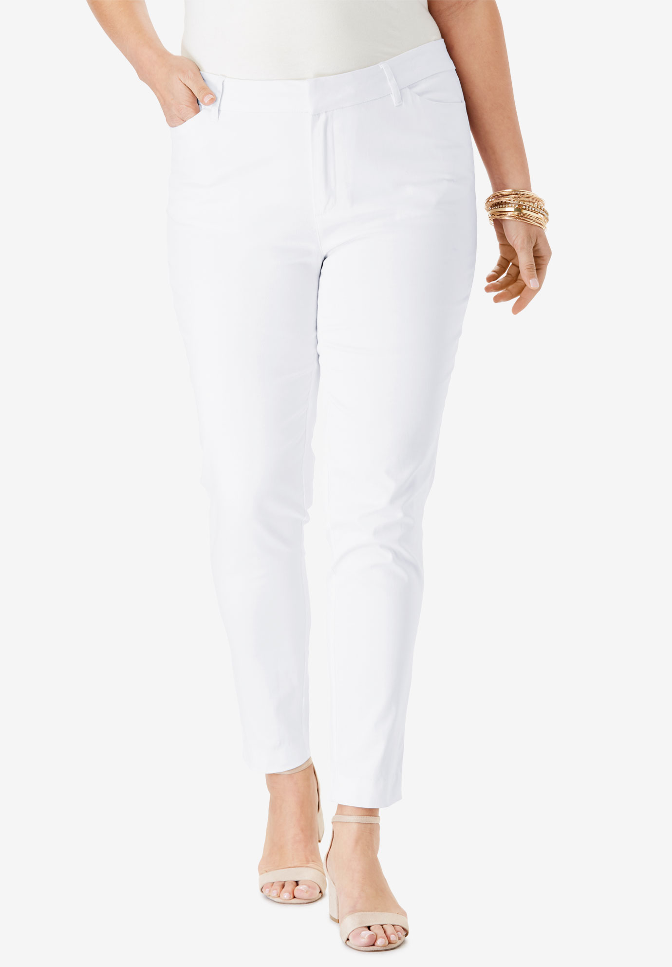 Sateen Everywhere Pant,