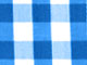 Gingham Shirt with Sleeve Ties, LAPIS BLUE CHECK, swatch