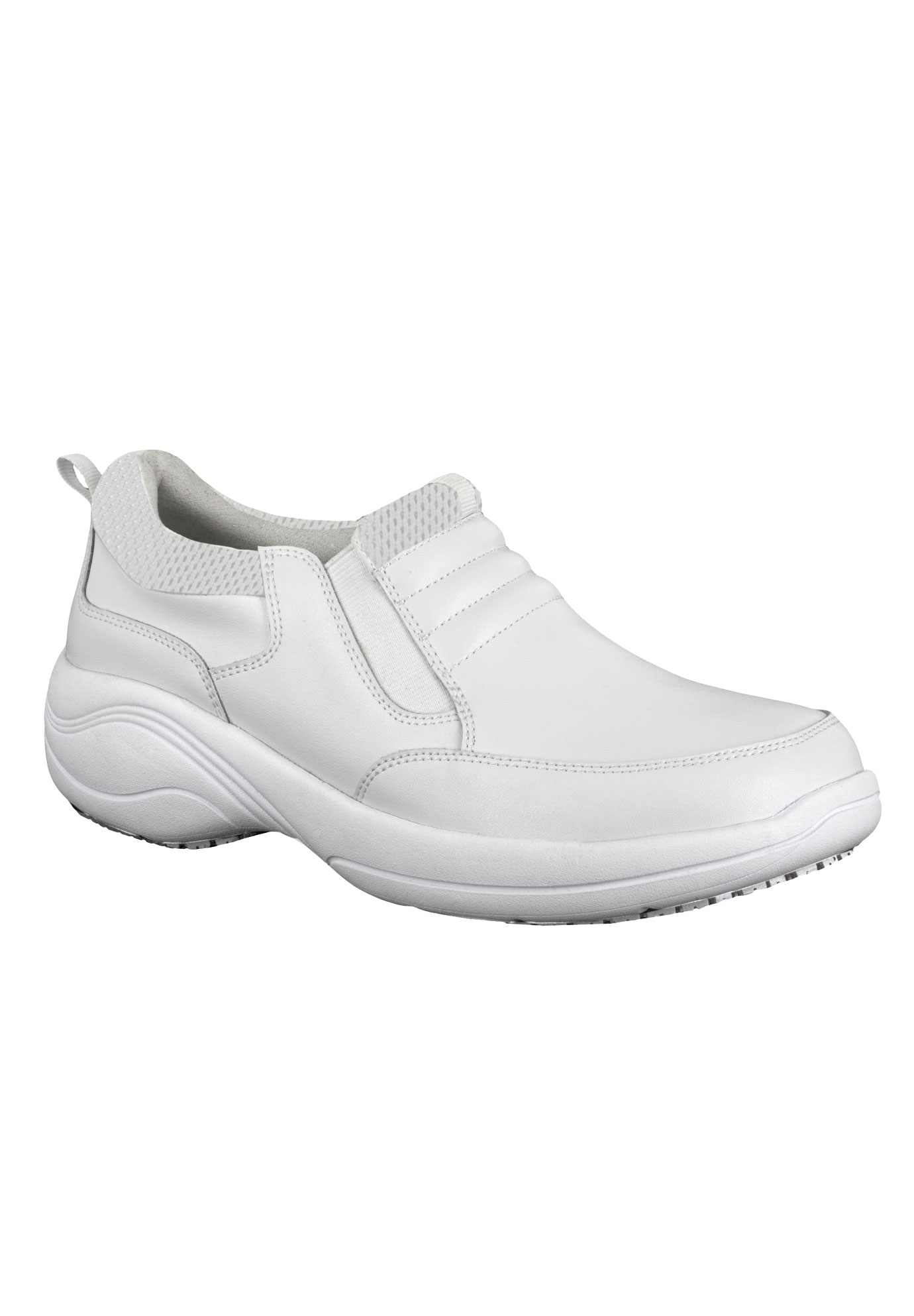 Magna Slip-Ons by Easy Works by Easy Street®, WHITE, hi-res