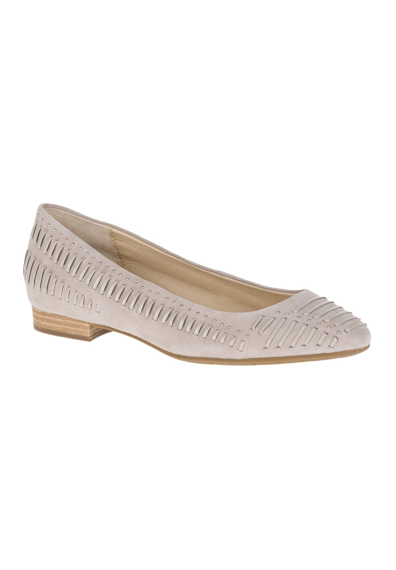Phoebe Ladder Stud Flats by Hush Puppies®,