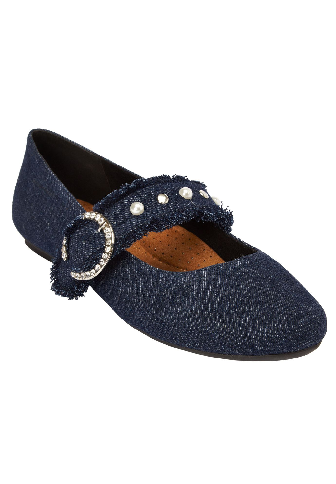 The Jillian Flat by Comfortview®,