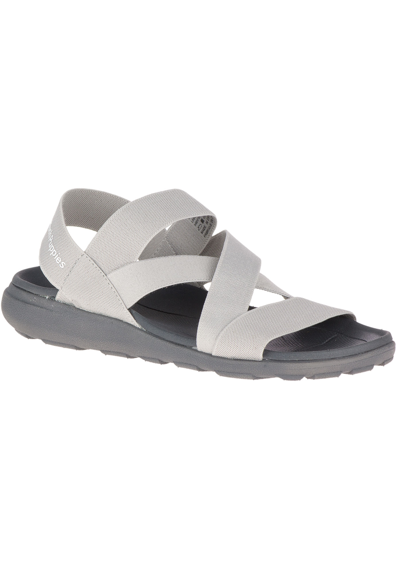 sale geniue stockist Labsky Elastic Sandals by Hush Puppies® Cheapest sale online free shipping genuine free shipping purchase find great wjEBUp9r