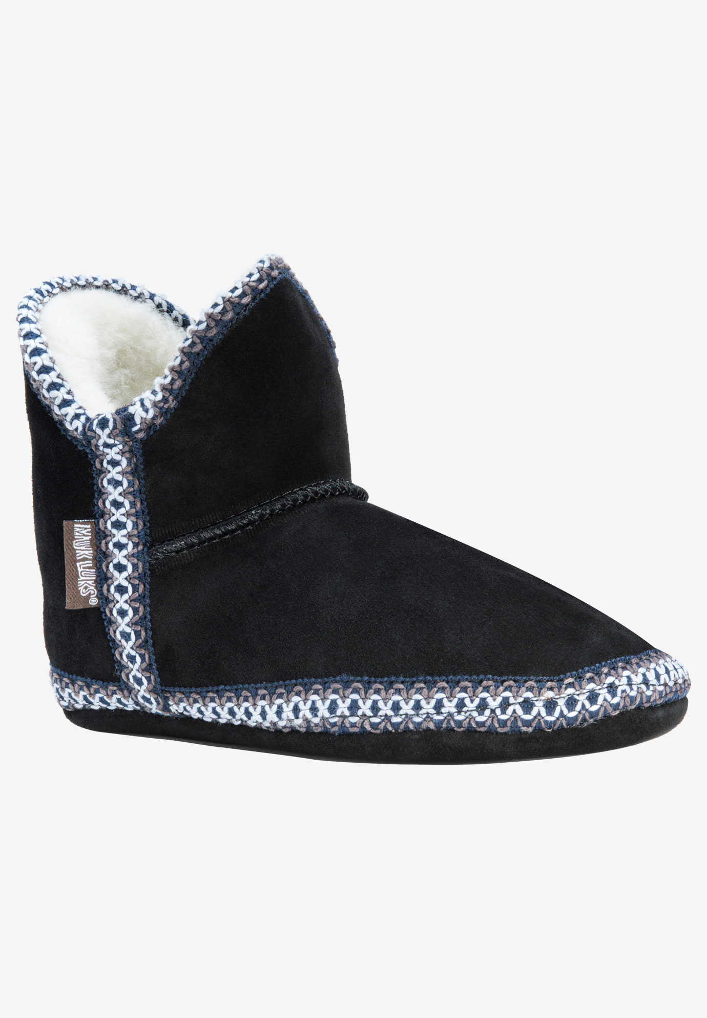 Maddy Amira Slipper by Muk Luks,