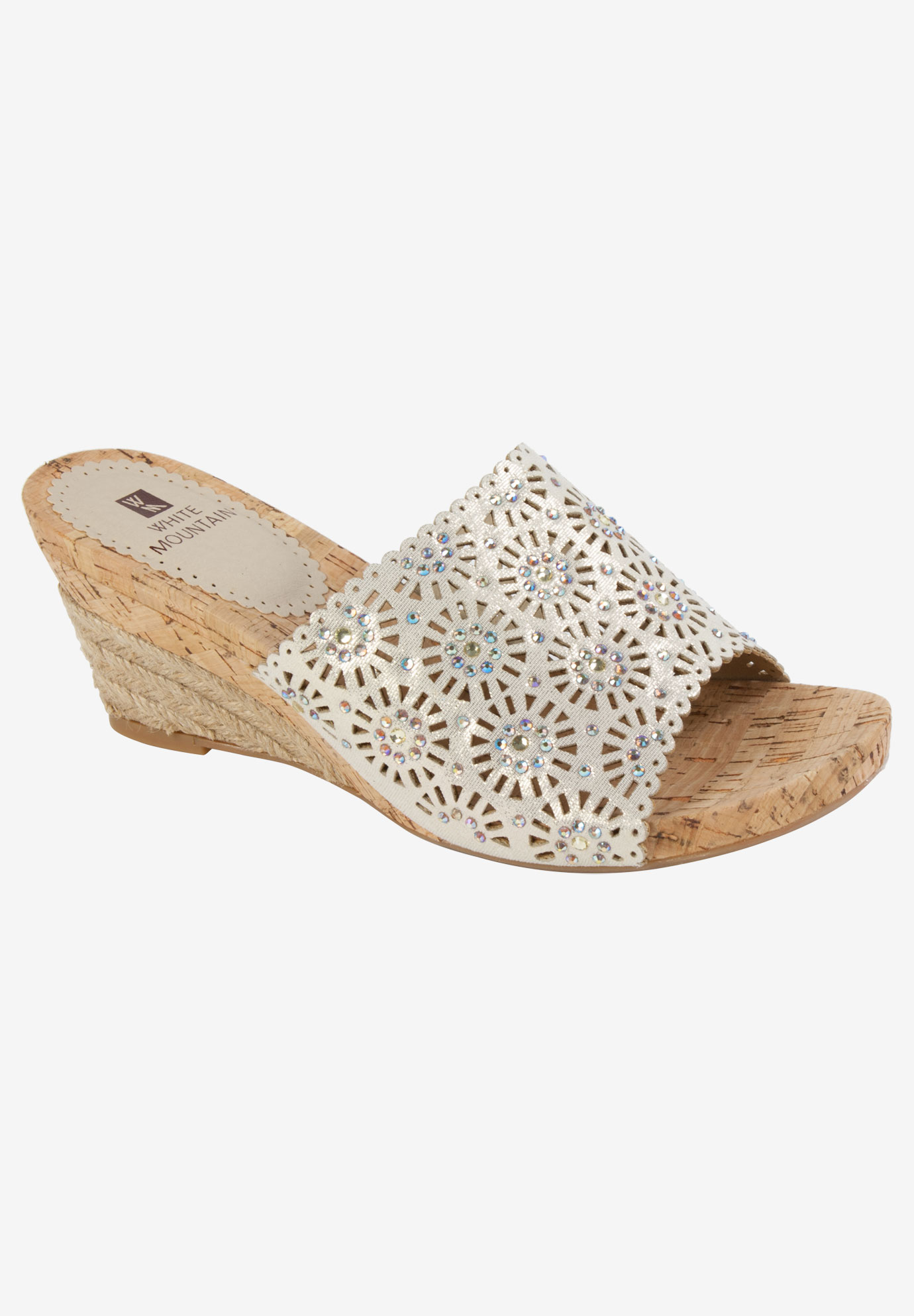 Adira Sandal by White Mountain,