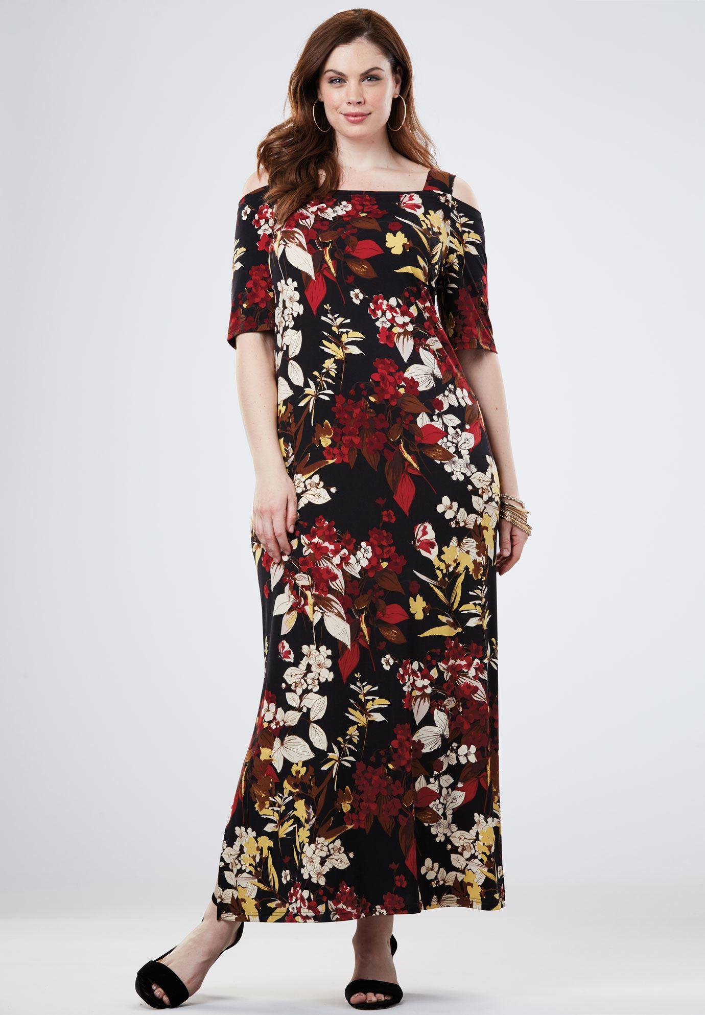 knit travel dress plus size casual dresses roaman 39 s On travel dress