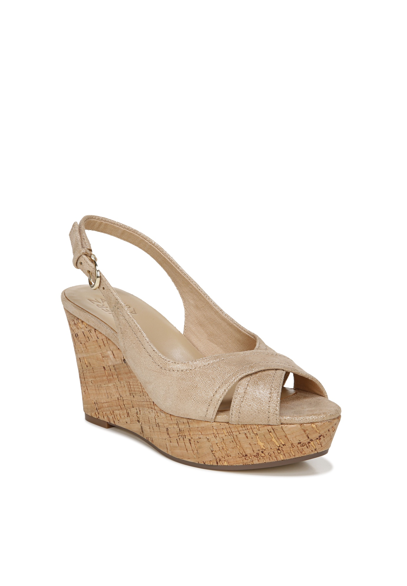 Zander Wedge by Naturalizer,