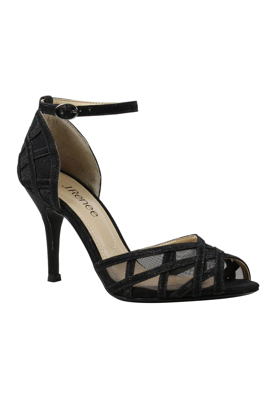 Mataro Pumps by J.Renee®, BLACK, hi-res