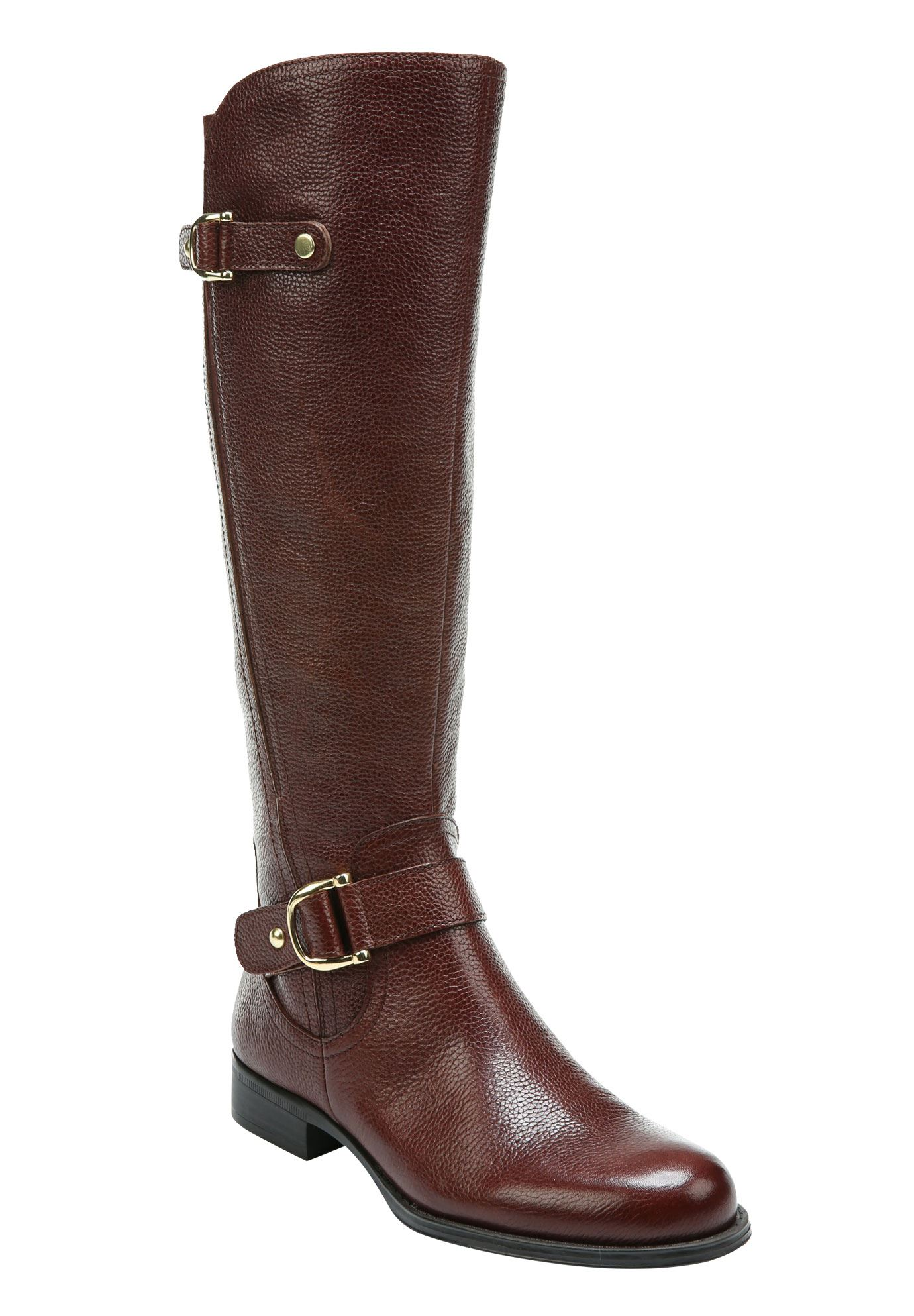 Jenelle Wide Calf Boots by Naturalizer®,
