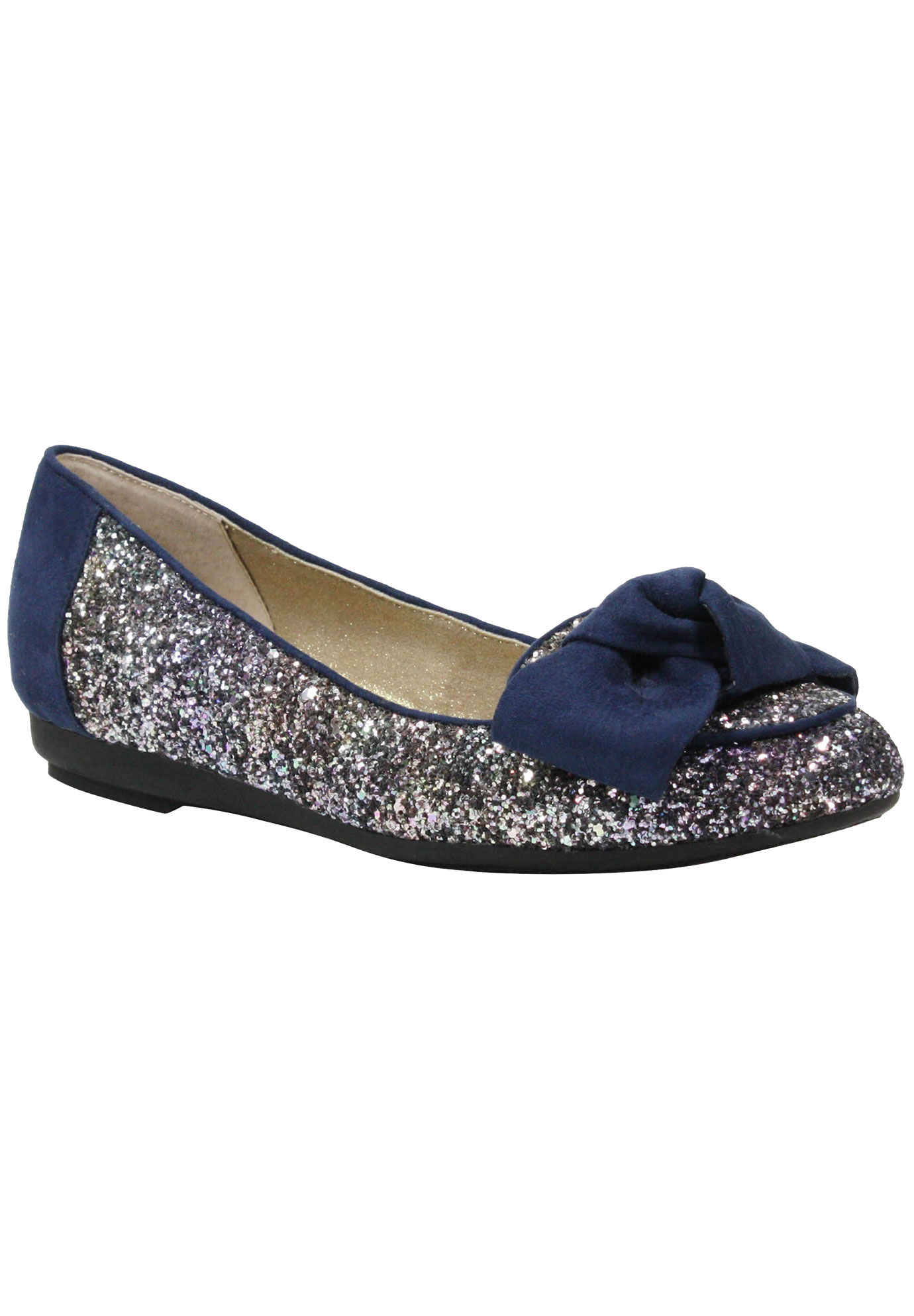 Bacton Flats by J.Renee®, BLUE GOLD MULTI, hi-res