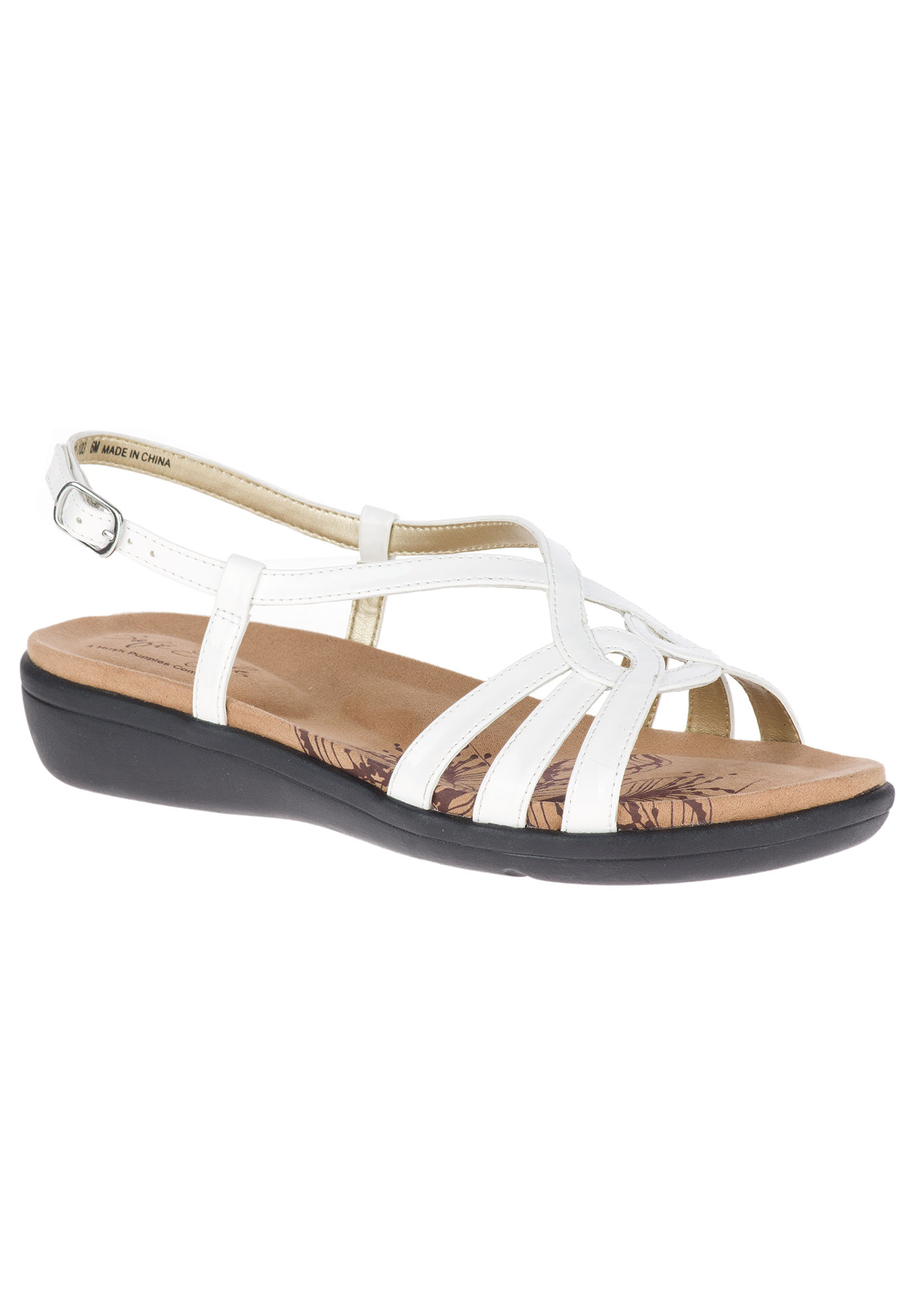Patrese Sandals by Soft Style®,
