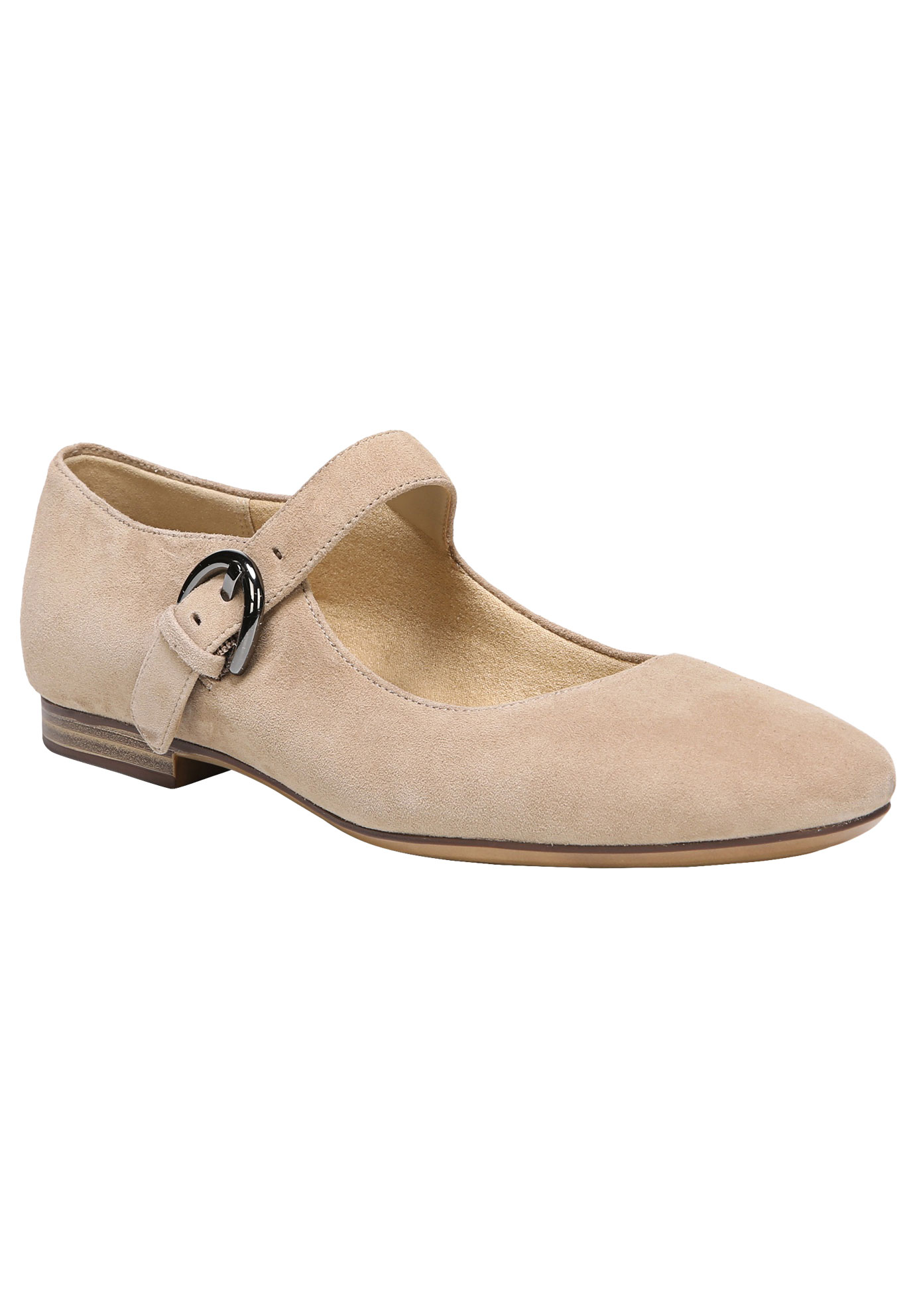Erica Flats by Naturalizer®, OATMEAL, hi-res