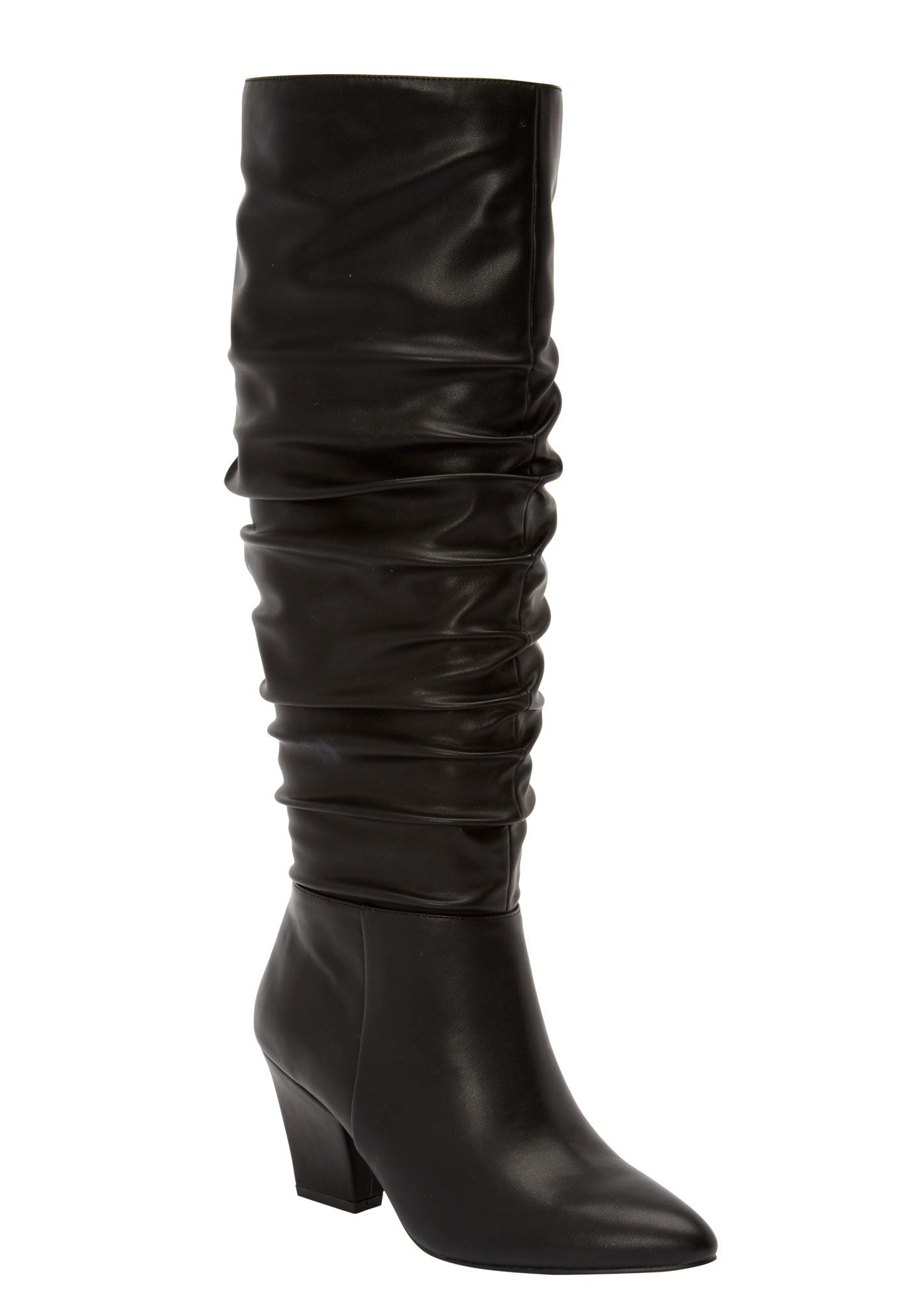 The Walker Wide Calf Boot by Comfortview®,