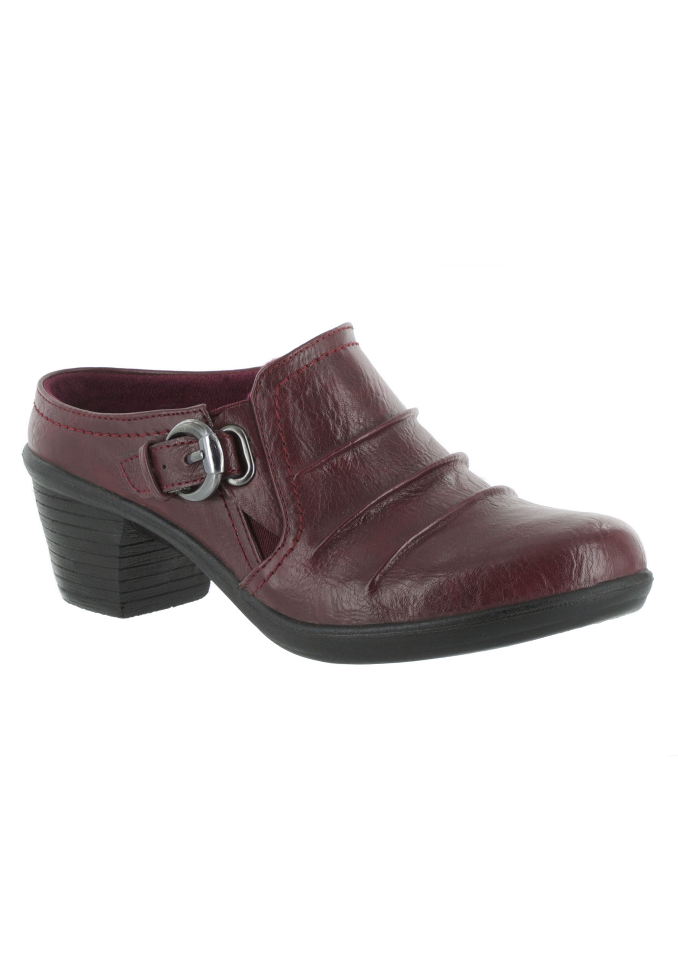 Calm Booties by Easy Street®, BERRY BURNISH, hi-res