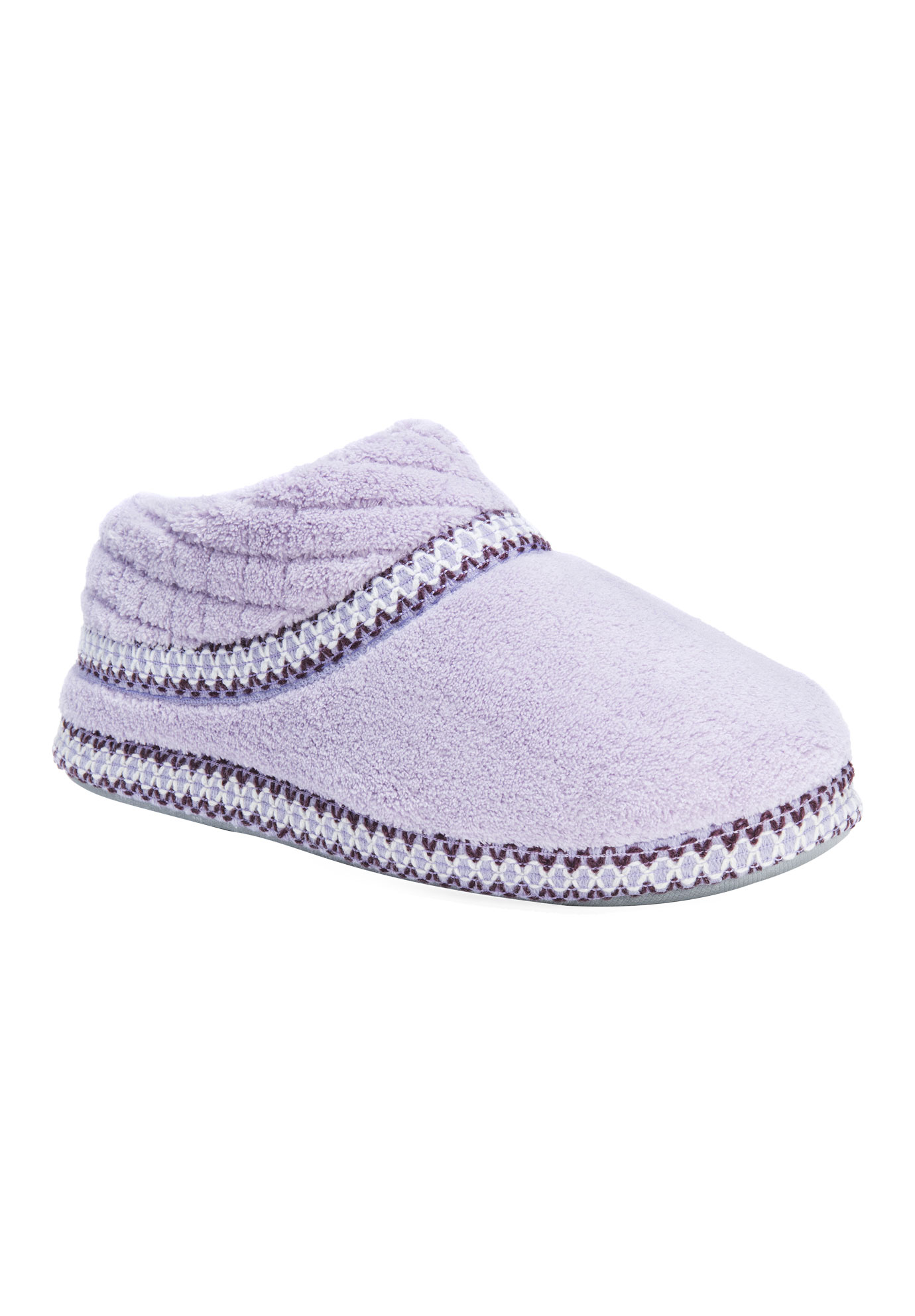 Rita Full Foot Slippers by Muk Luks®, HYDRANGEA
