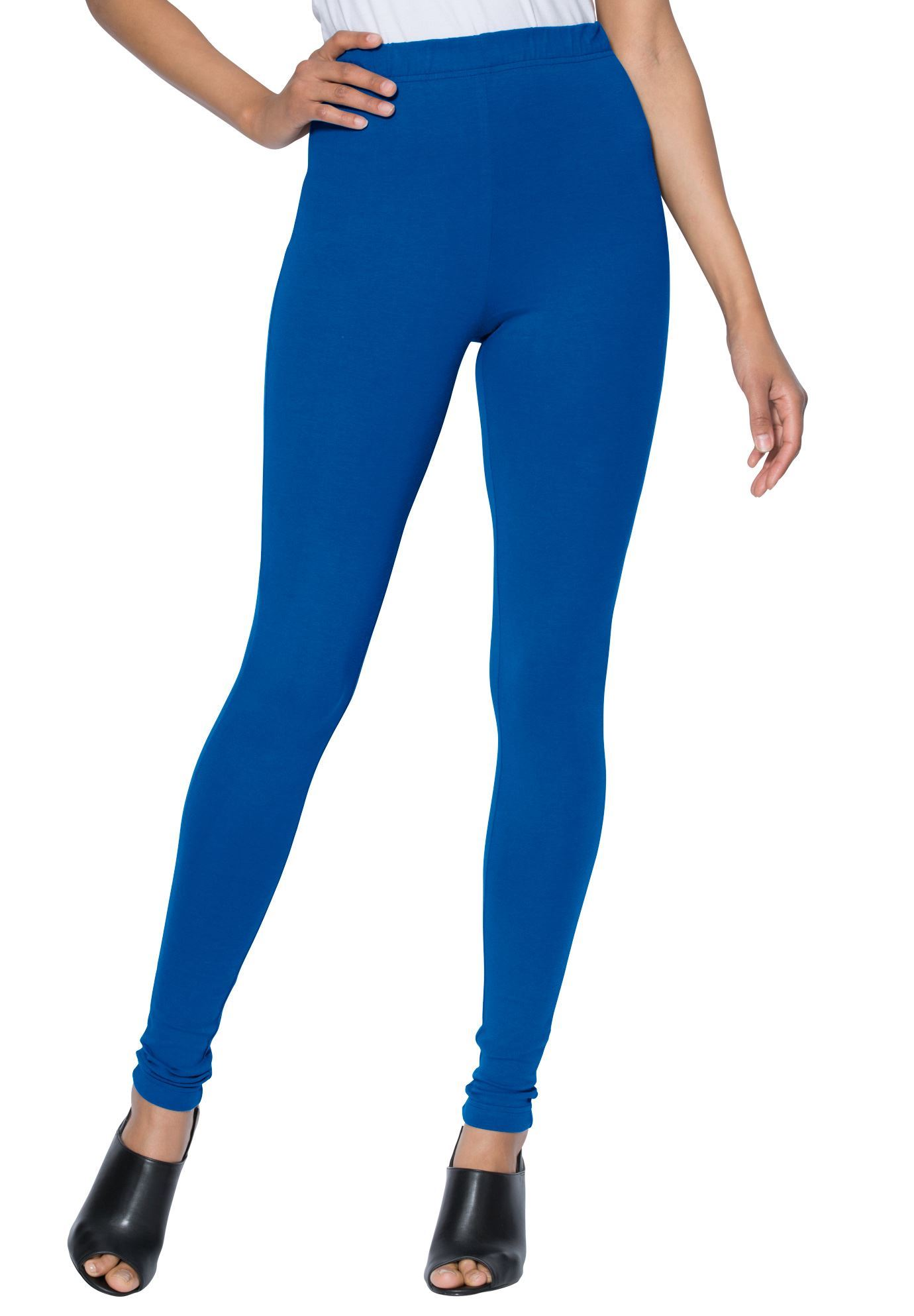 Ankle-Length Stretch Legging,