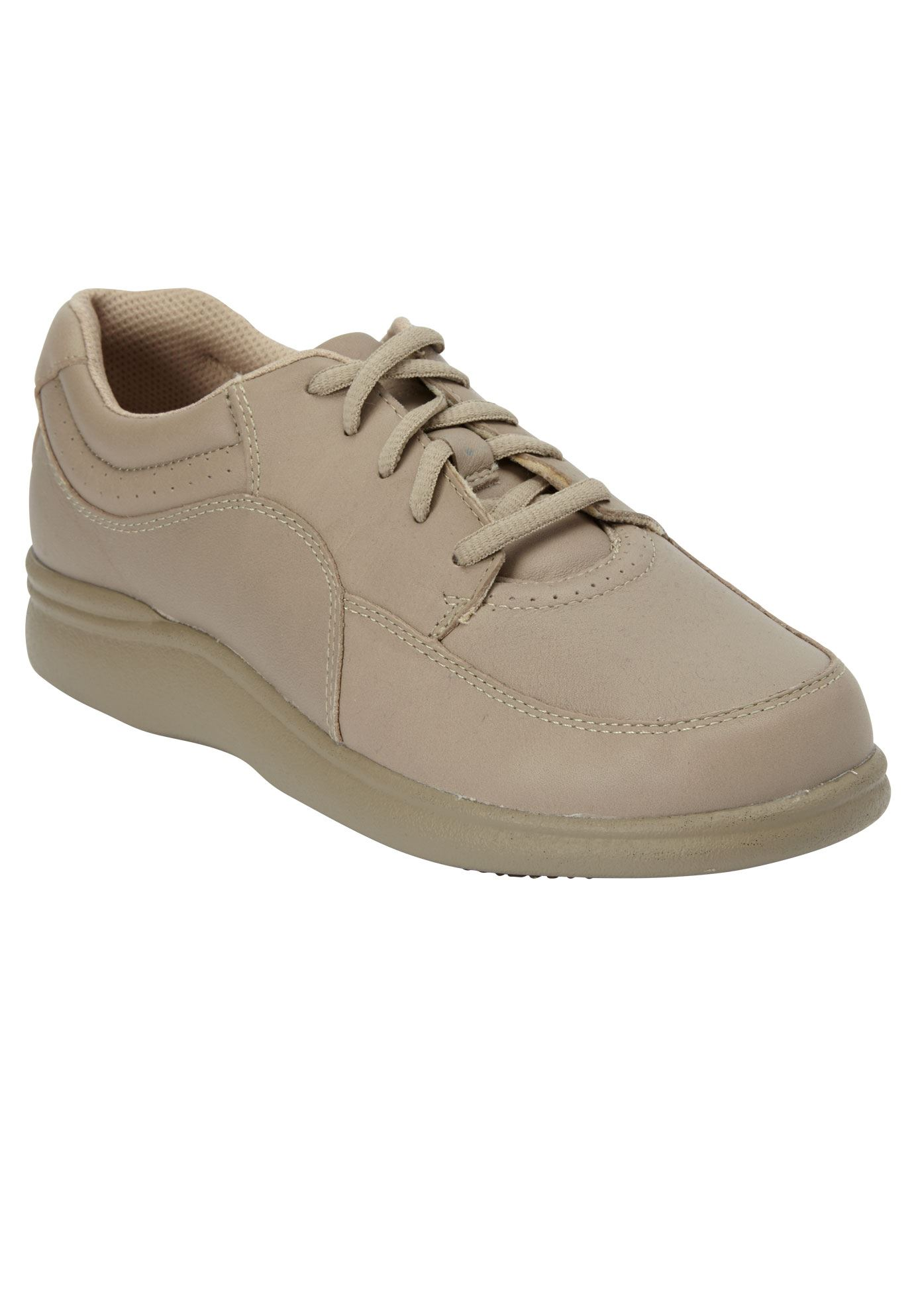 Power Walker Leather Sneakers by Hush Puppies®,