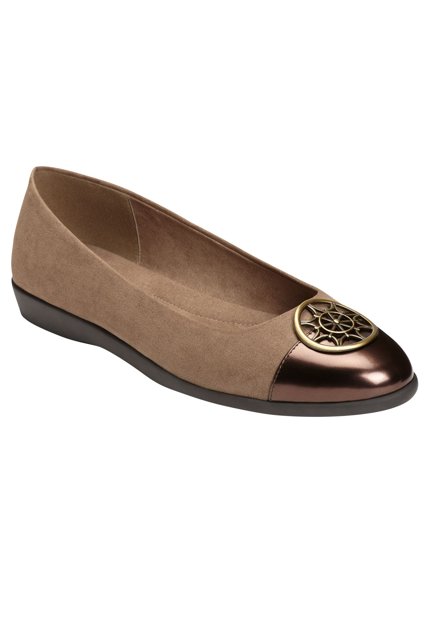 Trend Book Flats by A2 by Aerosoles®,