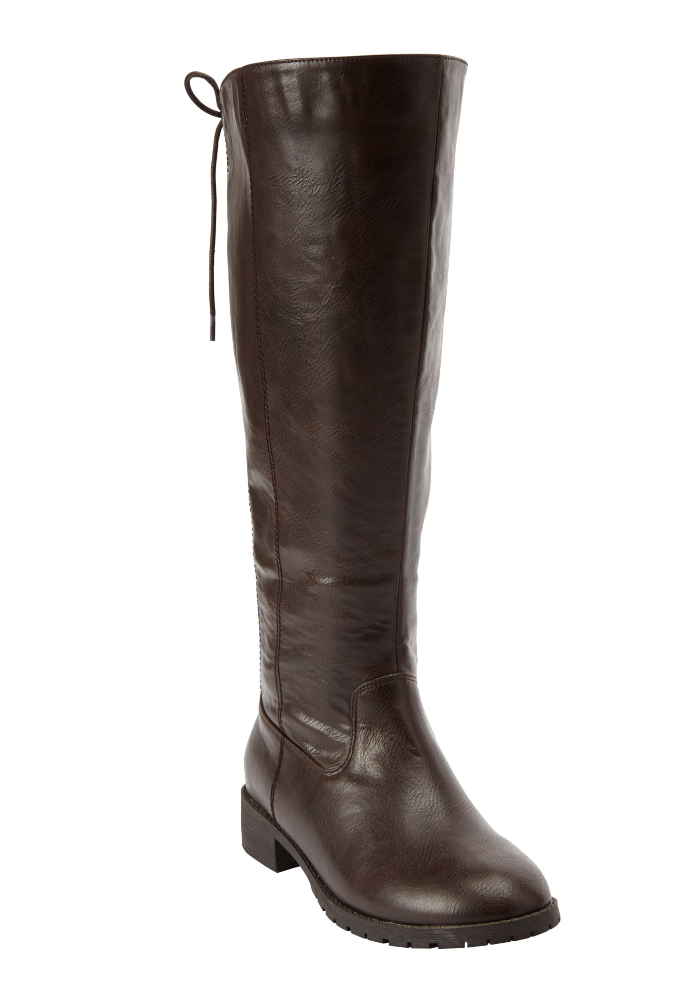 Charleston Wide Calf Boot ,