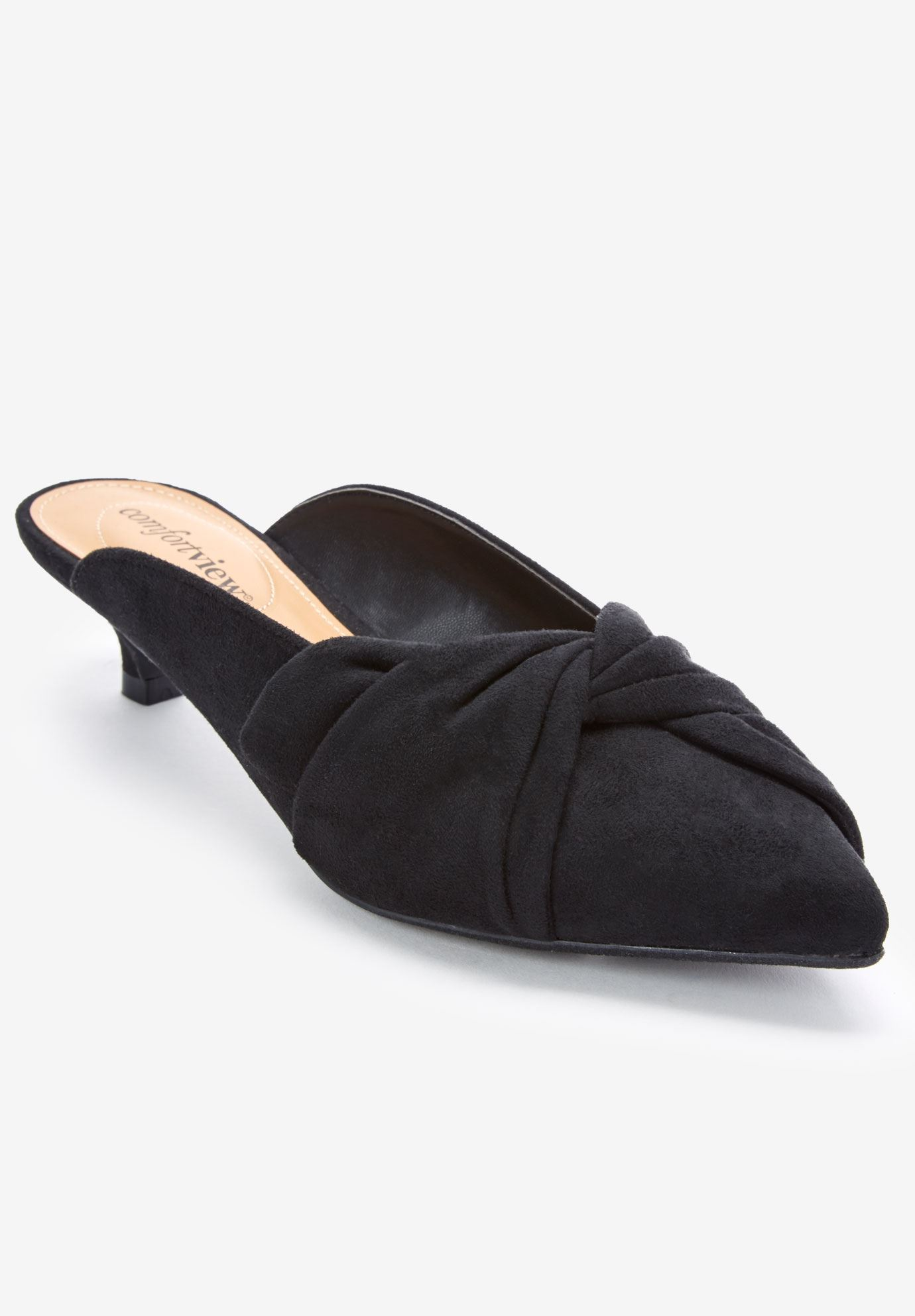 The Bibiana Mule by Comfortview®,