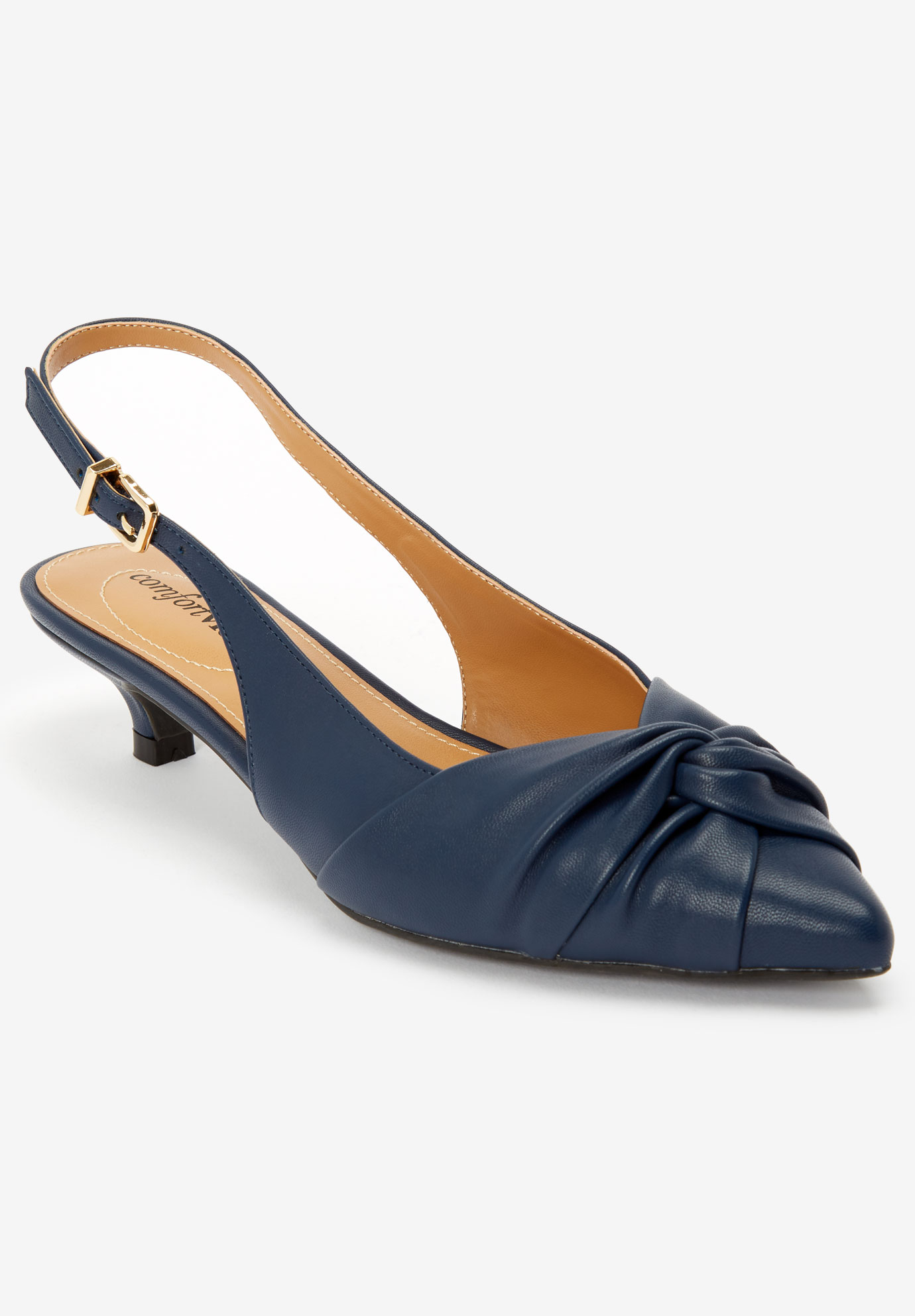 The Eden Slingback by Comfortview®,