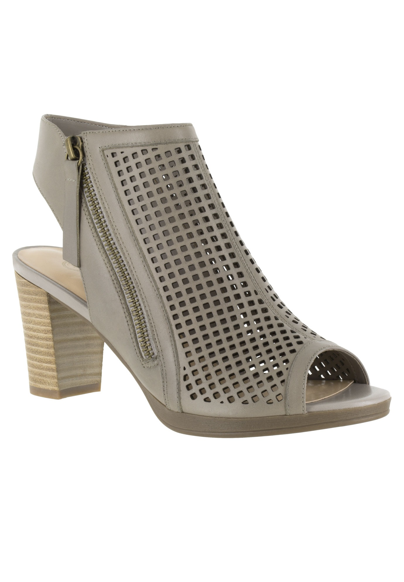 Lenore Pump by Bella Vita®, ALMOND LEATHER, hi-res