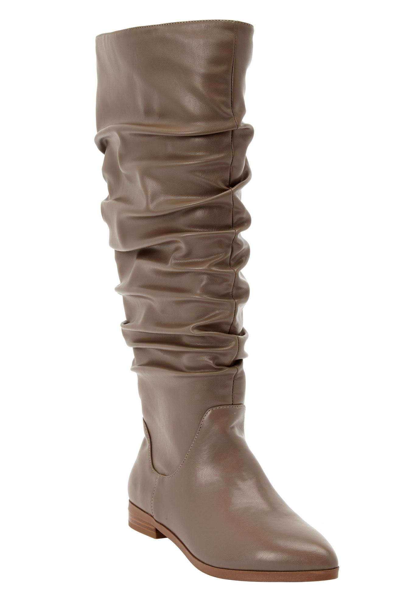 The Addison Wide Calf Boot by Comfortview®,
