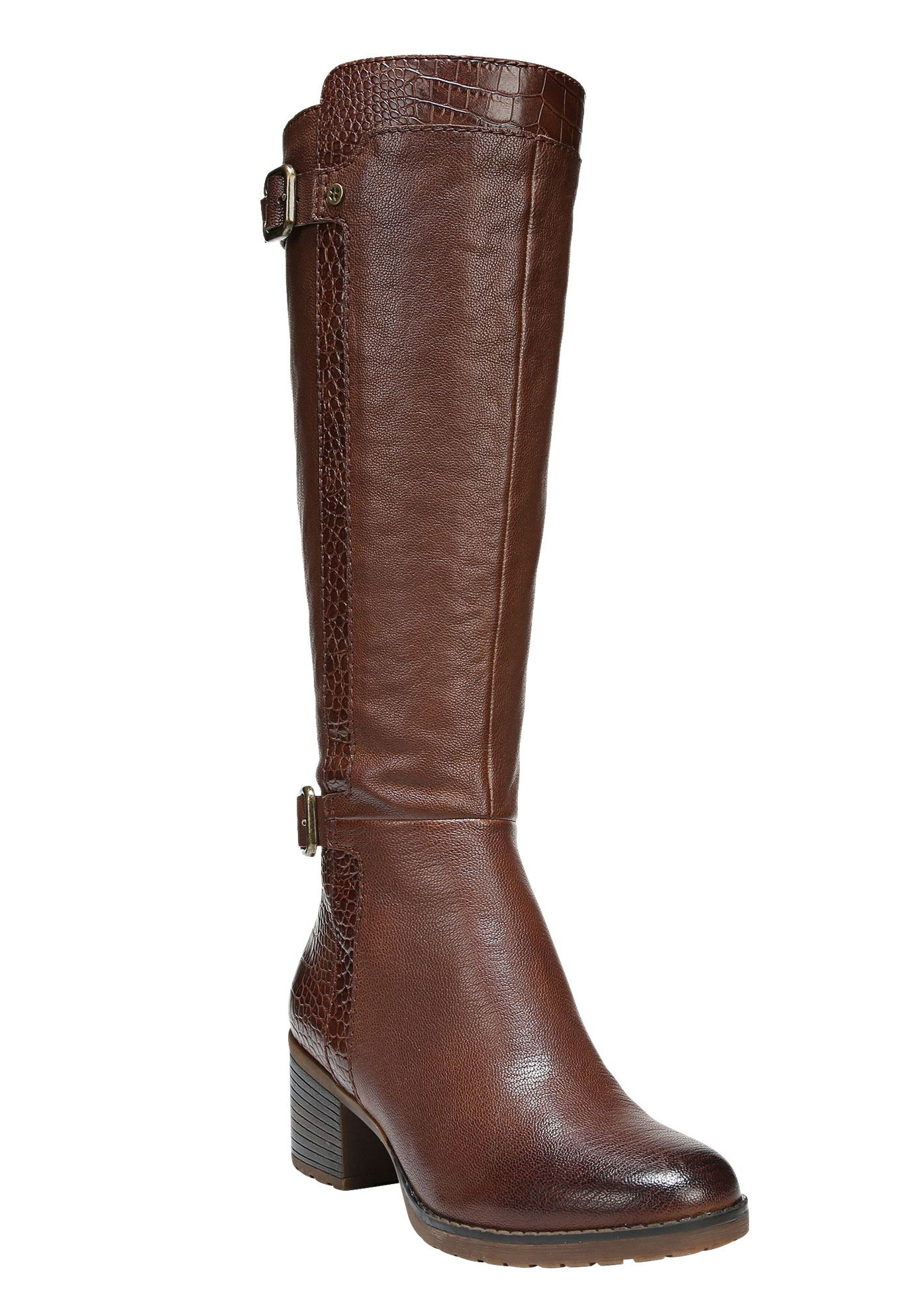 Rozene Wide Calf Boots by Naturalizer®,