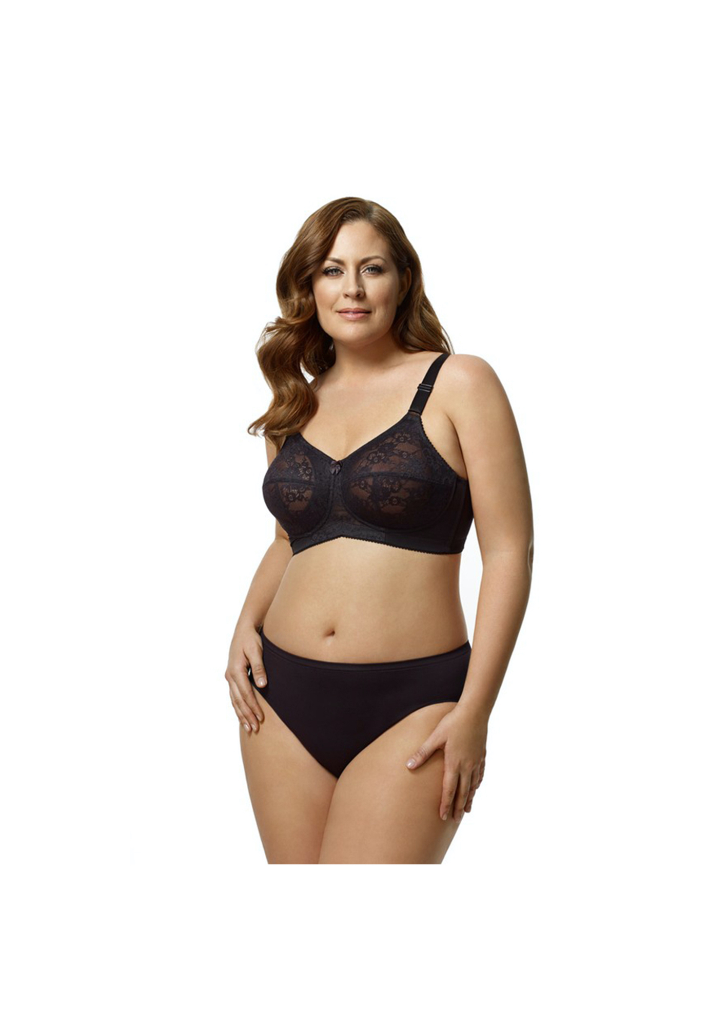 Lace Softcup Bra ,