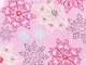 2-Piece Sleep Set By Dreams & Co.®, ORCHID BLOOM SNOWFLAKES, swatch