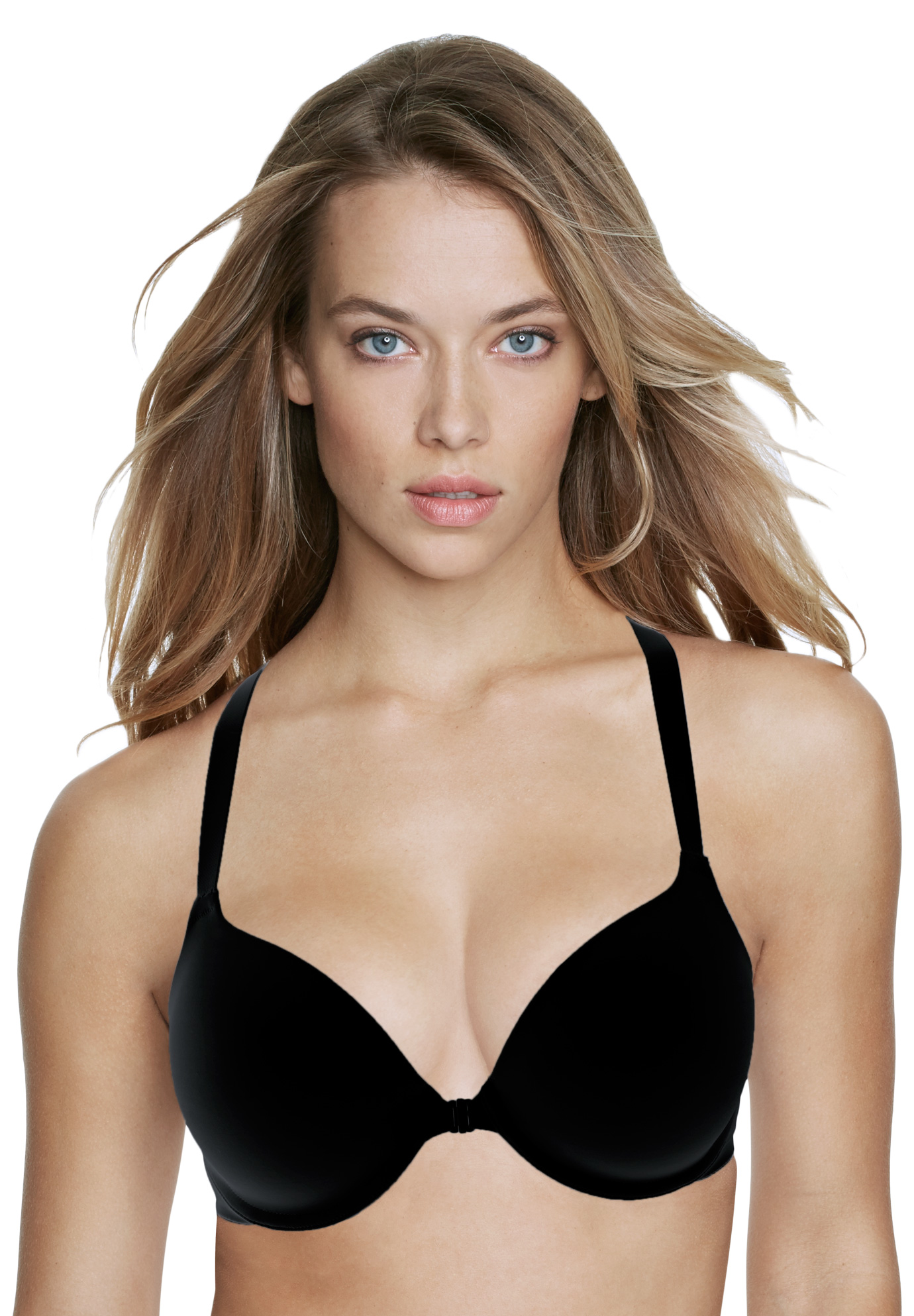 Dominique™ Talia everyday front closure racerback bra,