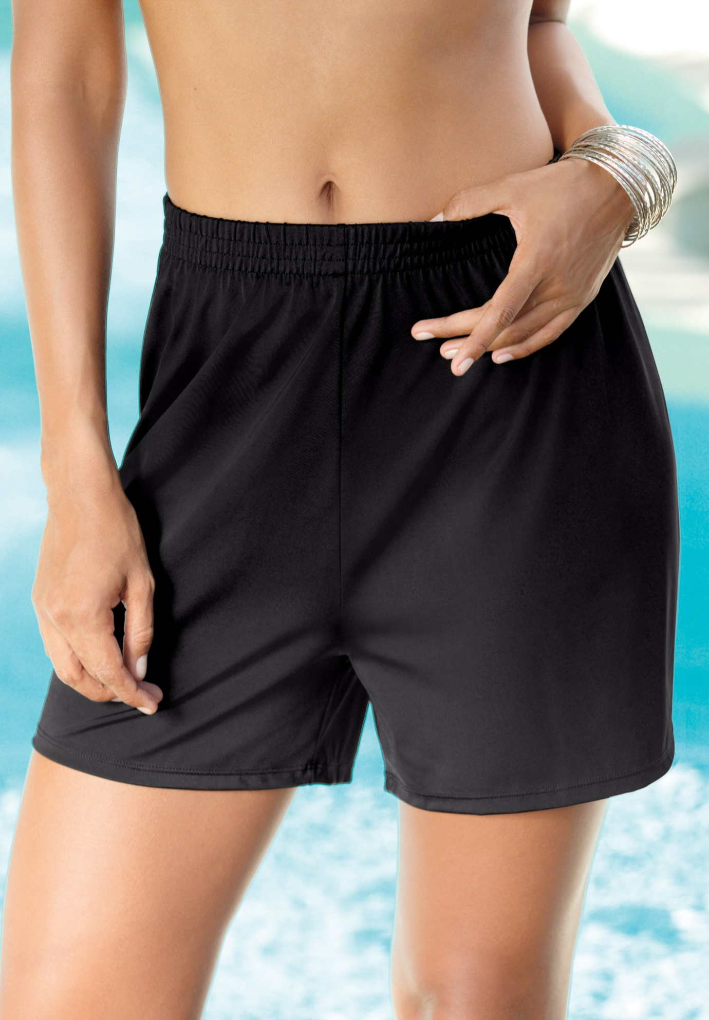 Boxer Swim Short ,