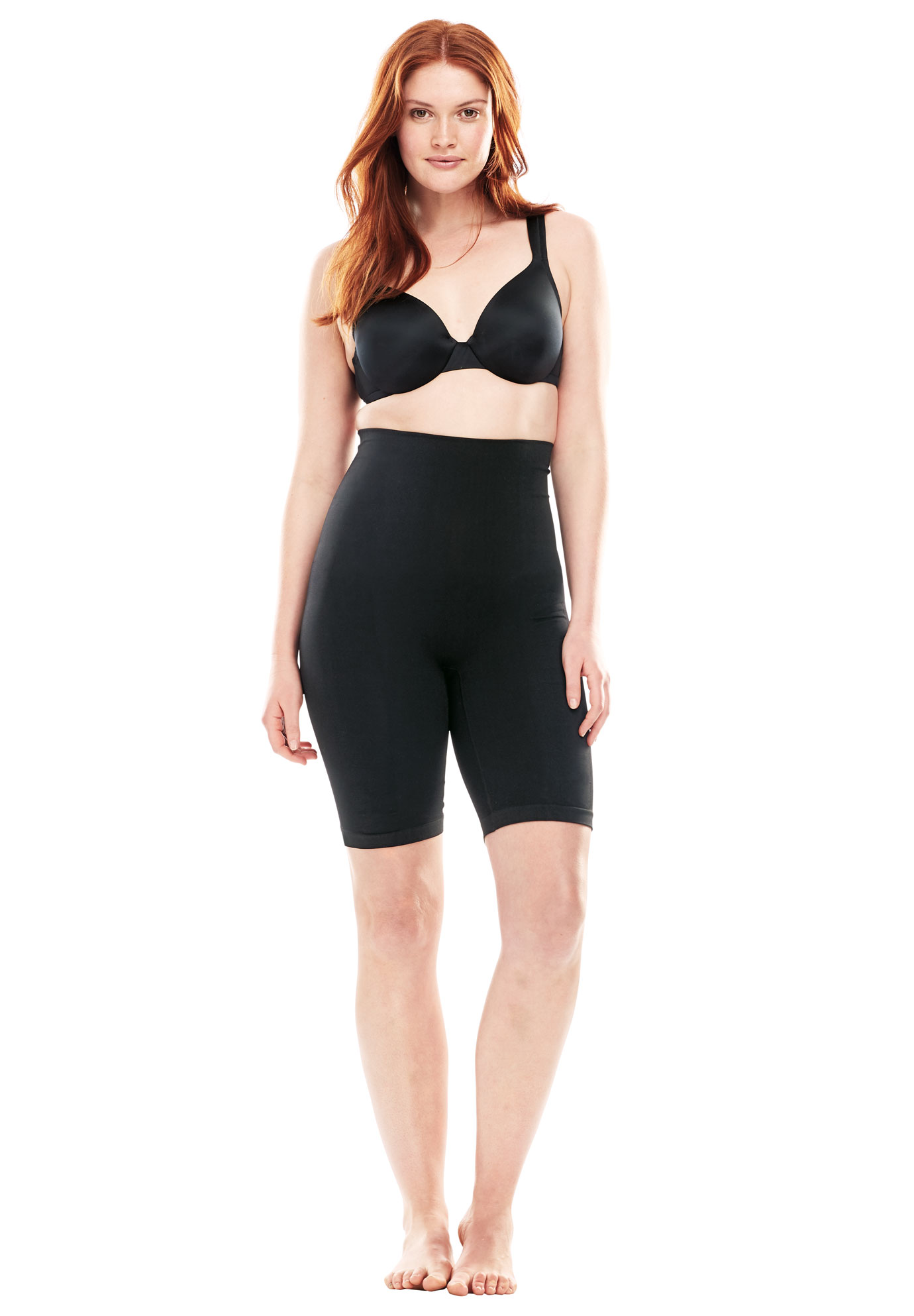 Seamless Thigh Slimmer by Secret Solutions® Curvewear,