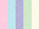 Panty 5-pack underwear in colorful cotton by Comfort Choice®, PASTEL PACK, swatch