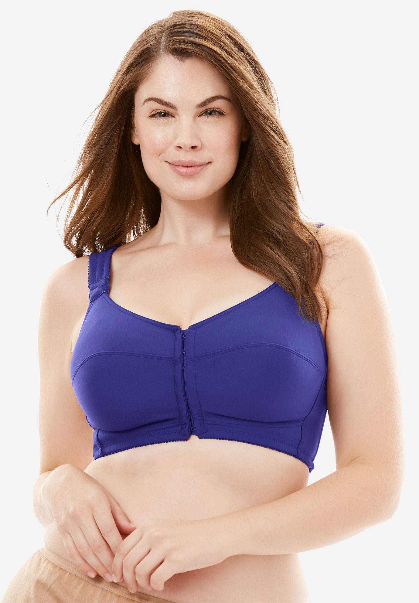 Stay-Cool Wireless Posture Bra by Comfort Choice®,