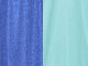 2-Pack Long Nightgown Set by Only Necessities®, BLUE SAPPHIRE AZURE, swatch