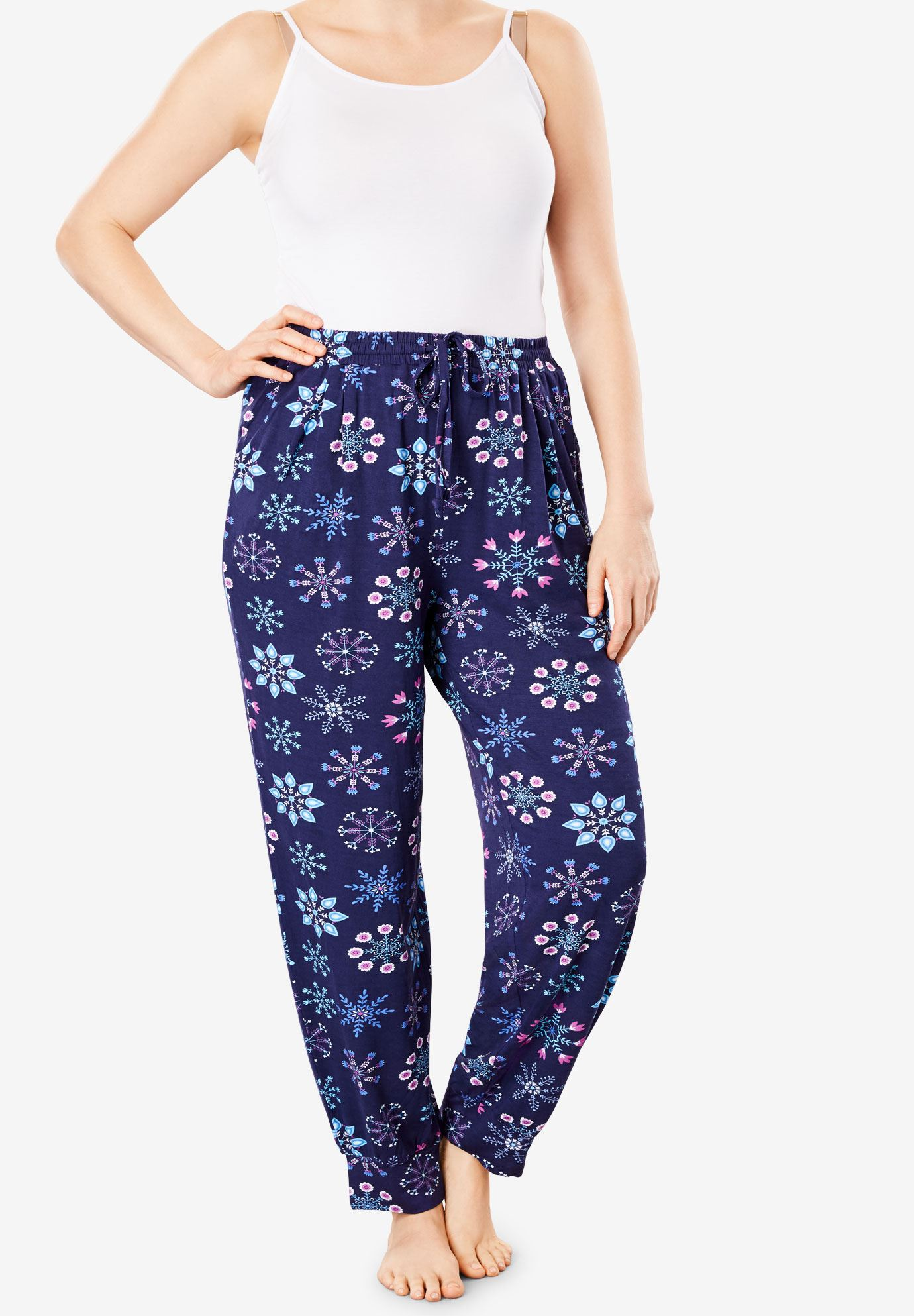 Sweet Dream Sleep Jogger by Dreams & Co.®,