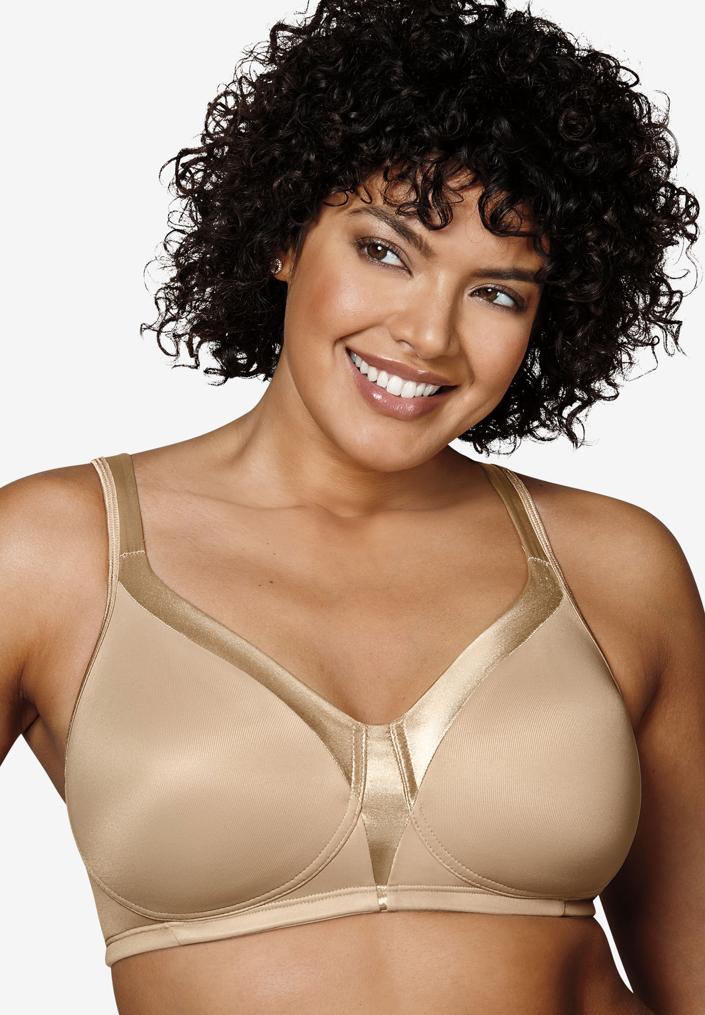 18 Hour Sleek & Smooth Wireless Bra by Playtex®,