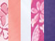 5-Pack Cotton Stretch Briefs by Comfort Choice®, FLORAL BUTTERFLY, swatch