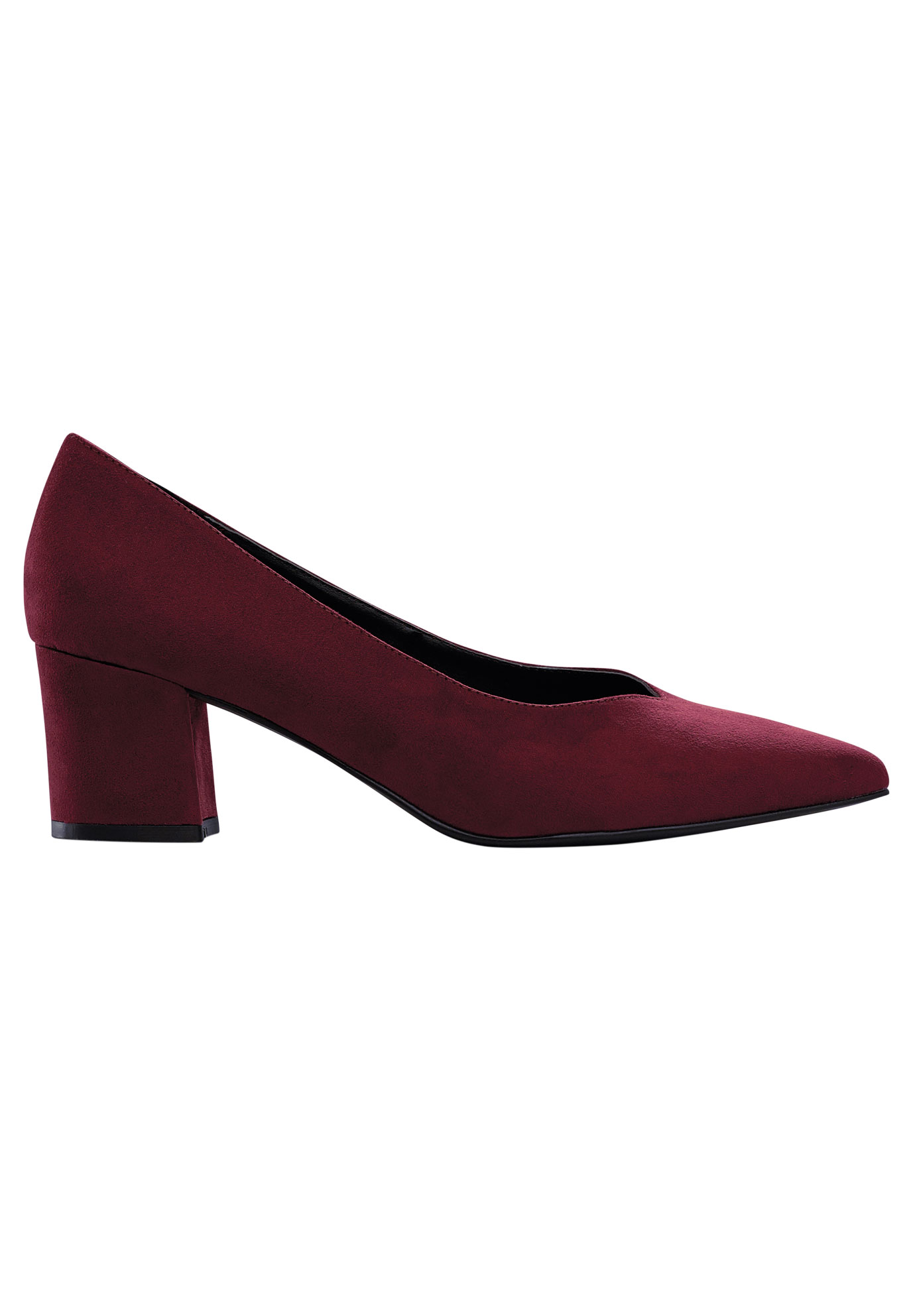 Block Heel Pump by ellos®,
