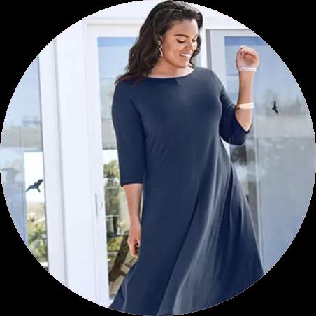 Plus Size Clothing Fashion That Fits Roaman S
