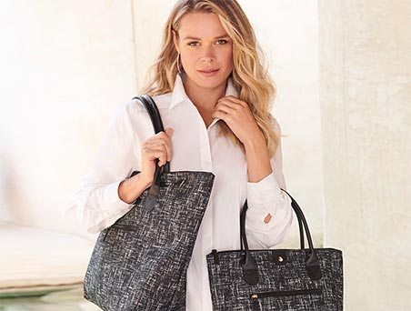2-Piece Weekender Bag, $49.99 Value