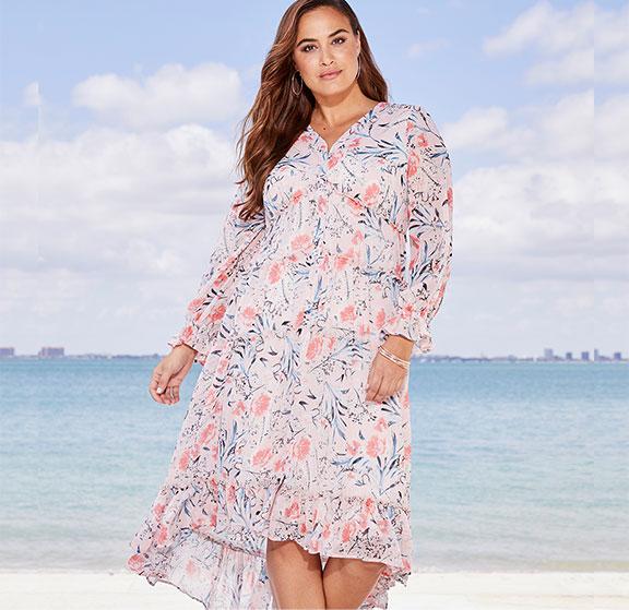 Plus Size Clothing, Fashion That Fits | Roaman\'s
