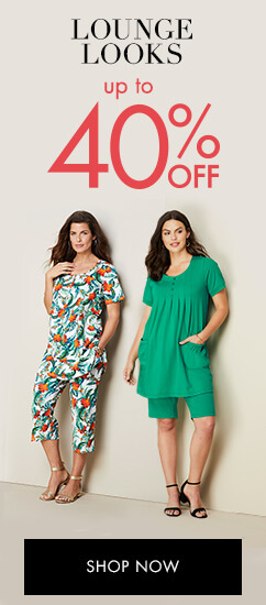Lounge Looks up to 40% off. Shop Loungewear.