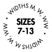 sizes up to 44W